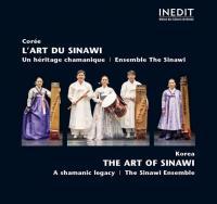 Corée l'art du sinawi héritage chamanique the Sinawi ensemble, ens. instr.