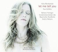 Let me tell you / Hans Abrahamsen, comp. | Abrahamsen, Hans (1952-) - compositeur. Compositeur