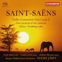 Cello concertos,... | Saint-Saëns, Camille (1835-1921). Compositeur