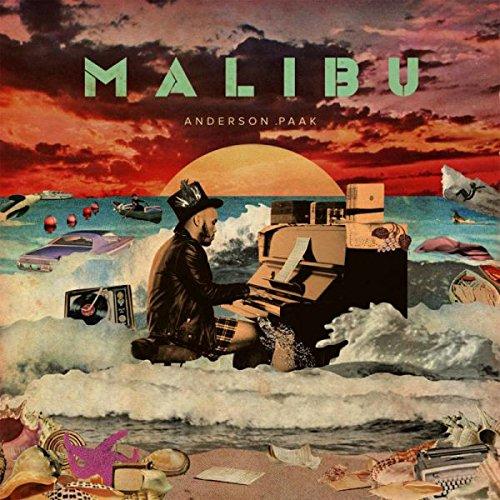 Couverture de : Malibu