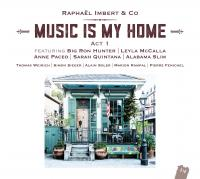 Music is my home : act 1 | Imbert, Raphaël (1974-....). Compositeur. Saxophone