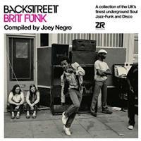Backstreet Brit Funk / Joey Negro | Joey Negro (1964-....)