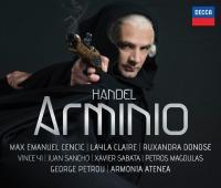 Arminio / Georg Friedrich Händel, comp. | Haendel, Georg Friedrich (1685-1759). Compositeur