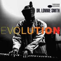 Evolution Dr. Lonnie Smith, orgue Hammond B3, claviers