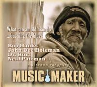 What can an old man do... but sing the blues | Pattman, Neal. Chanteur