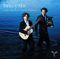 Delta y mar / Juanjo Mosalini, bandonéon | Mosalini, Juan Jose Jr (1972-...). Interprète