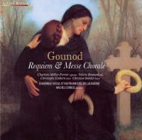 Requiem & messe chorale | Gounod, Charles (1818-1893). Compositeur