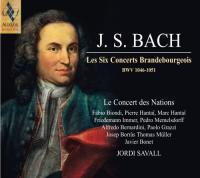 Six concerts brandebourgeois (Les) : BWV 1046-1051 | Bach, Johann Sebastian (1685-1750)