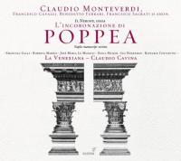 L'|INCORONAZIONE DI POPPEA : le couronnement de Poppée |