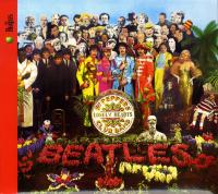 Sgt. Pepper's lonely hearts club band The Beatles, groupe vocal et instrumental