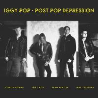 Post Pop depression Iggy Pop, chant, guitare acoustique Josh Homme, chant, guitares, basse, piano, claviers, percussions