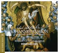 Johannes-Passion | Bach, Johann Sebastian (1685-1750). Compositeur