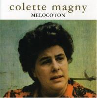 Melocoton | Colette Magny (1926-1997). Chanteur