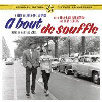 A bout de souffle : bande originale du film de Jean-Luc Godard |