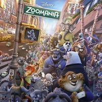 Zootopie : bande originale du film de Walt Disney