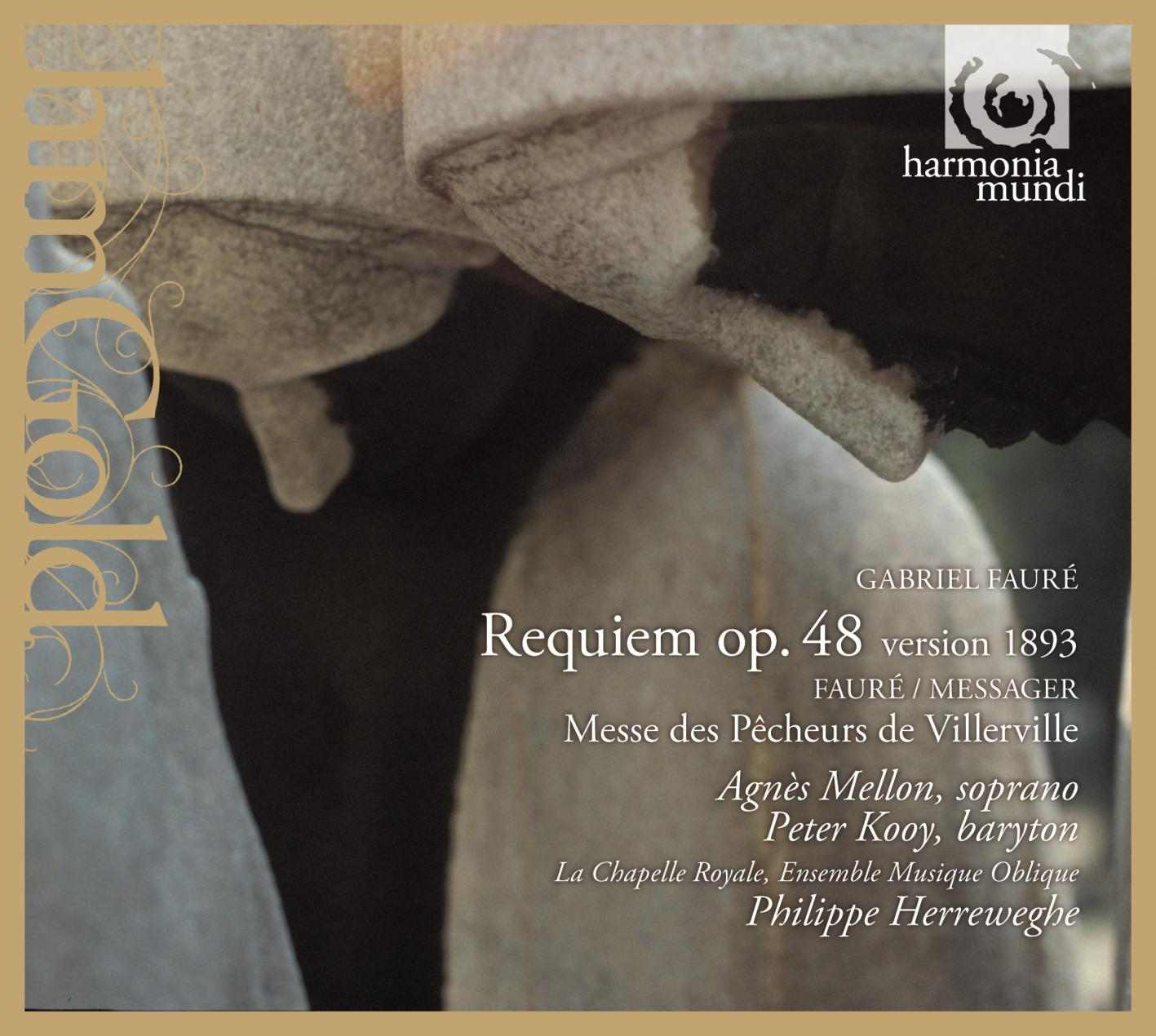 Requiem, op. 48 / Gabriel Fauré, André Messager, comp. |
