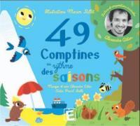 49 comptines au rythme des saisons / Pascal Boille, texte |