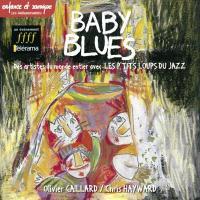 Baby blues : Des artistes du monde entier avec Les P'Tits Loups du Jazz