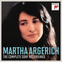COMPLETE SONY RECORDINGS (THE) | Argerich, Martha - p