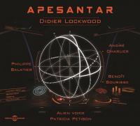 Apesantar | Lockwood, Didier (1956-....). Compositeur