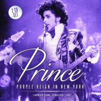 Purple reign in New York : Carrier Dome, Syracuse 1985 |  Prince. Compositeur