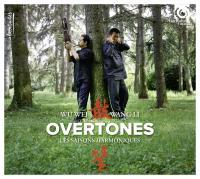 Overtones : les saisons harmoniques / Wang Li, guimbarde | Wang Li. Interprète