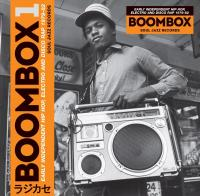 Boombox 1 : Early independent hip-hop, electro and disco rap 1979-82