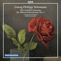 The grand concertos for mixed instruments, vol. 3  
