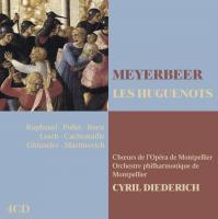 Les Huguenots / Giacomo Meyerbeer | Meyerbeer, Giacomo (1791-1864)