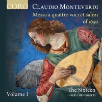 """Afficher """"Messa a quattro voci et salmi of 1650, vol. 1"""""""