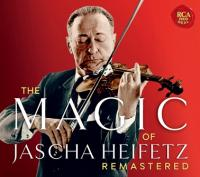 "Afficher ""The Magic of Jascha Heifetz remastered violon"""