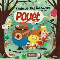 Pouët / François Hadji-Lazaro, comp., chant | Hadji-Lazaro, Francois. Compositeur. Interprète