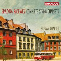 Complete String Quartets / Grazyna Bacewicz, comp. | Bacewicz, Grazyna (1909-1969) - violoniste, compositrice polonaise. Compositeur
