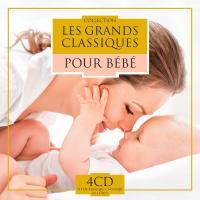 Les grands classiques pour bébé   Bach, Johann Sebastian (1685-1750). Compositeur. Comp.