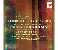 For the love of Brahms |