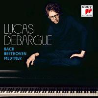 Bach, Beethoven, Medtner | Debargue, Lucas (1990-....)