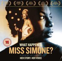 What happened Miss Simone ? bande originale du film de Liz Garbus