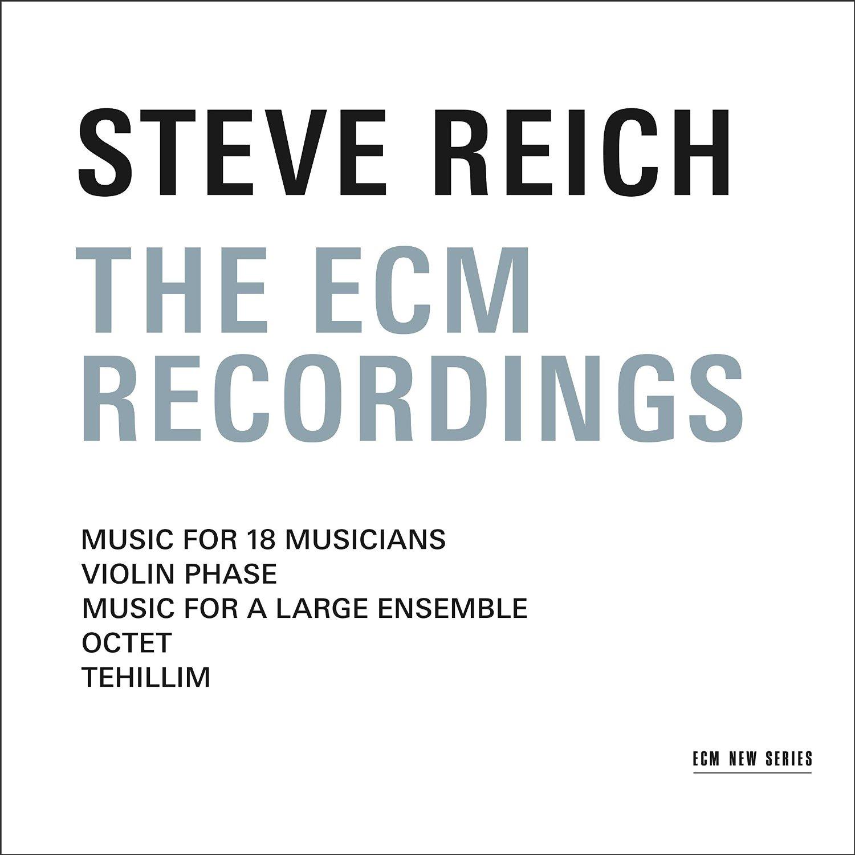Couverture de : The ECM recordings