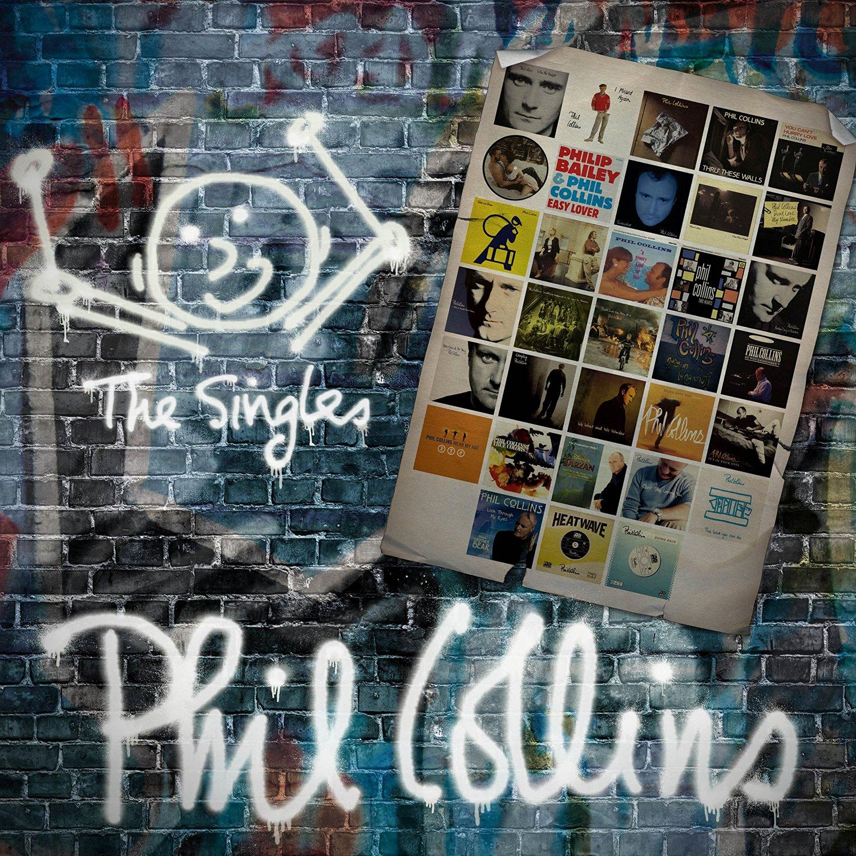 The singles Phil Collins, comp., chant & batt.