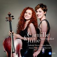 CAMILLE & JULIE BERTHOLLET | Berthollet, Camille - vl.