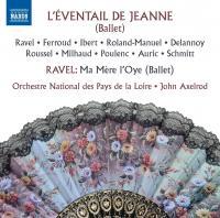 L' Eventail de Jeanne (ballet) : Ma Mère l'Oye (ballet)