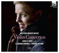 VIOLIN CONCERTOS   Mozart, Wolfgang Amadeus (1756-1791)