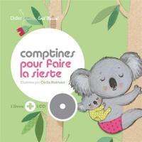 Comptines pour faire la sieste / Cécile Bergame, chant | Cécile Bergame
