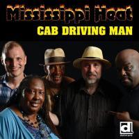 Cab driving man |
