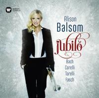 Jubilo : Bach, Corelli, Torelli, Fasch | Balsom, Alison (1978-....). Musicien