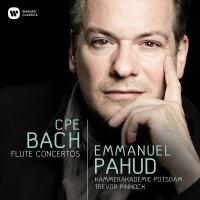 Flute concertos / Carl Philipp Emanuel Bach, comp. | Bach, Carl Philipp Emanuel (1714-1788). Compositeur. Comp.