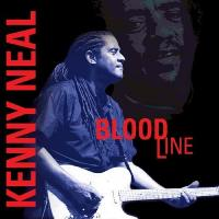 Bloodline Kenny Neal, comp., chant, guitare