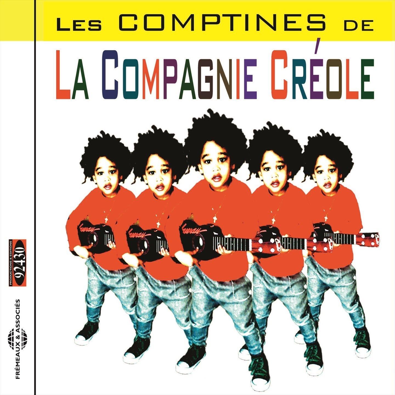 Les comptines de la Compagnie Créole Compagnie Créole (La), ens. voc. & instr.