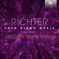 Solo piano music | Max Richter (1966-....). Compositeur