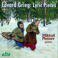Lyric pieces Edvard Grieg, comp. Mikhail Pletnev, piano
